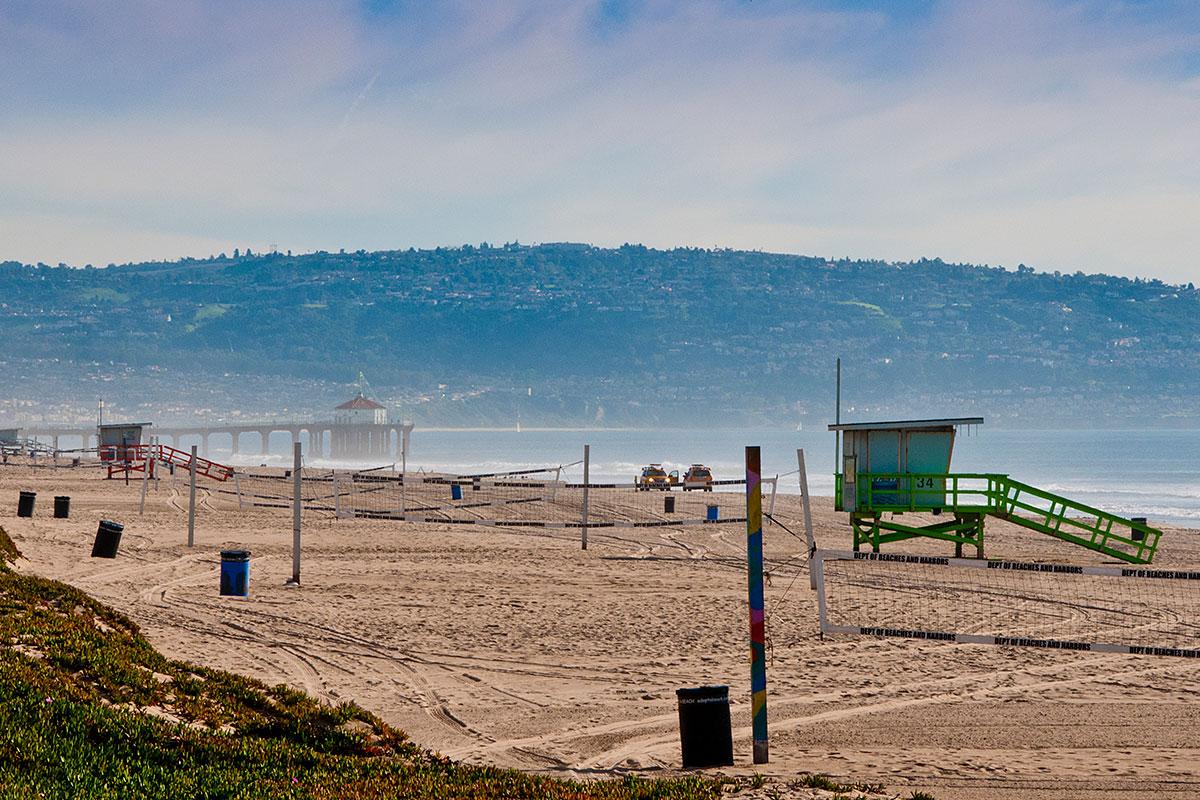manhattan beach beaches harbors
