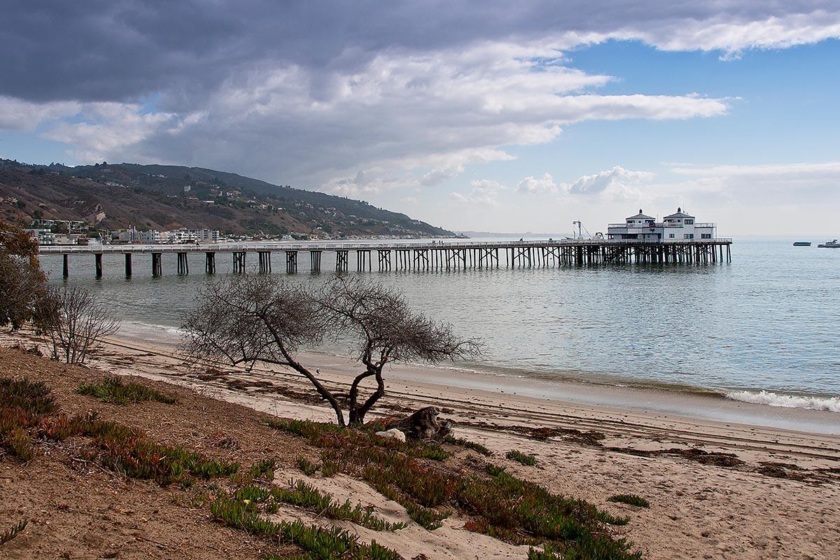 Malibu Surfrider Beach Beaches Harbors