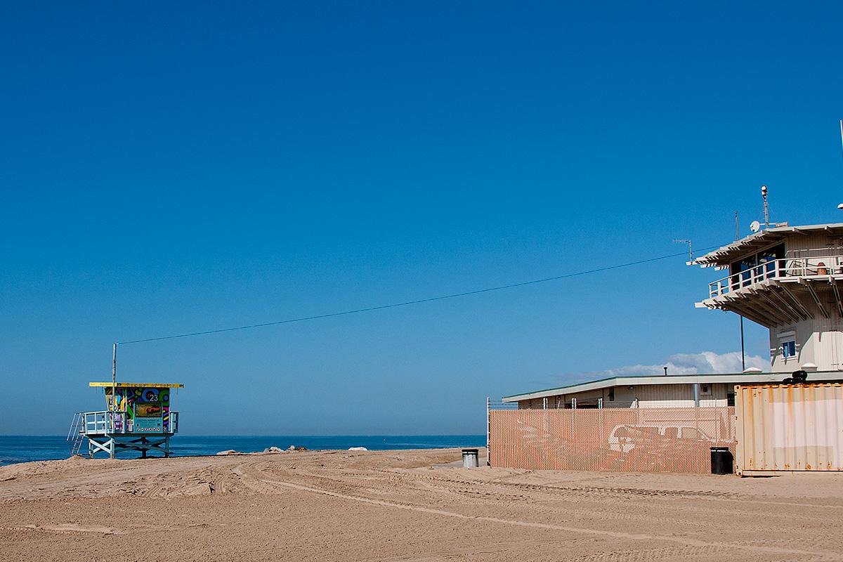 Beaches & Harbors