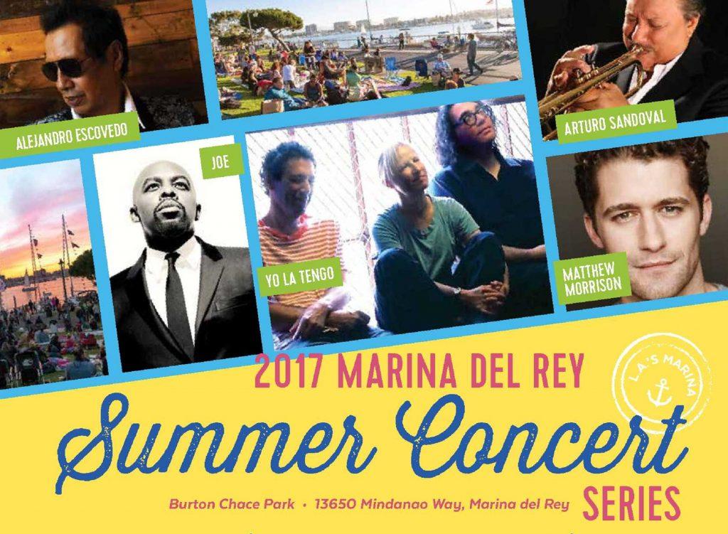 2017 MDR Summer Concerts