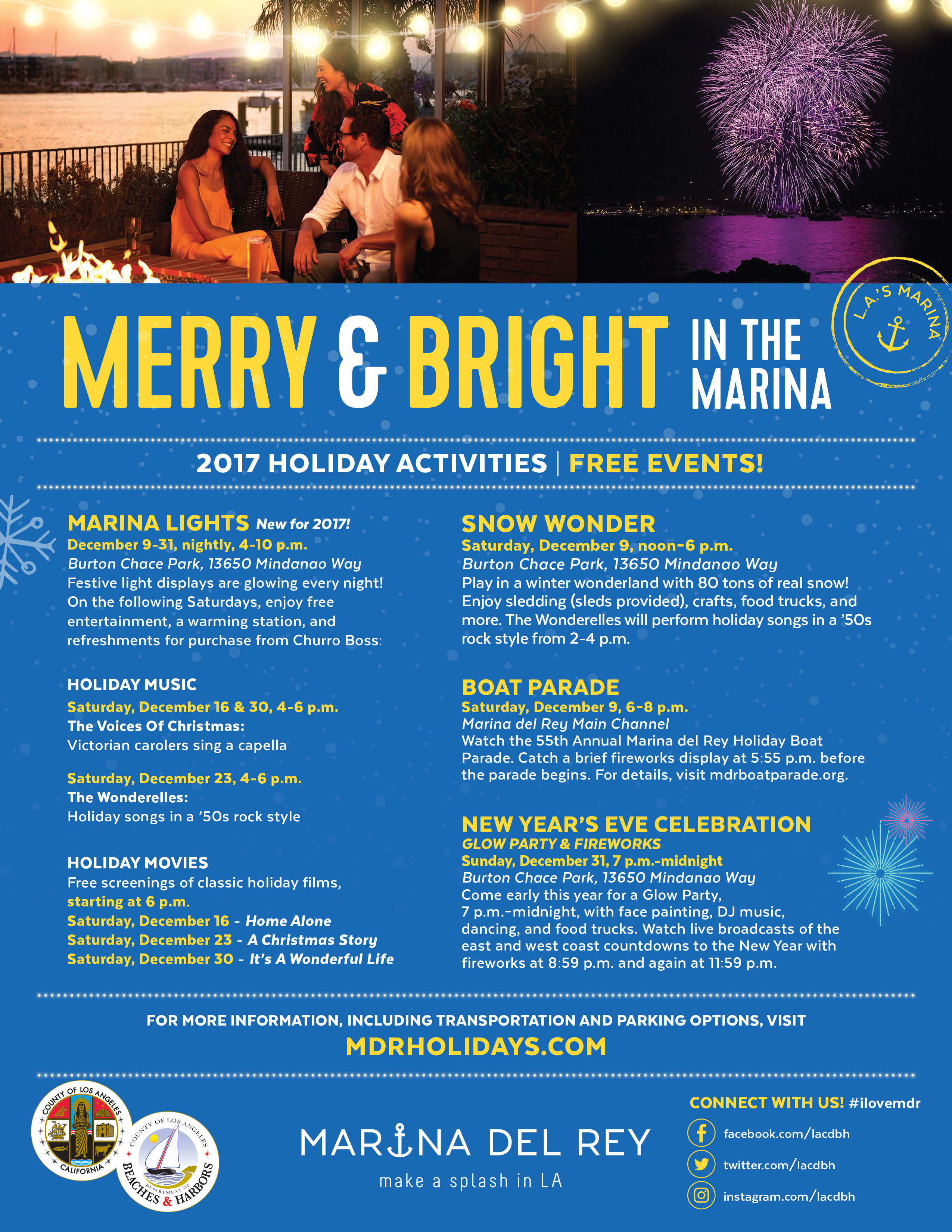 2017 MdR Winter Events
