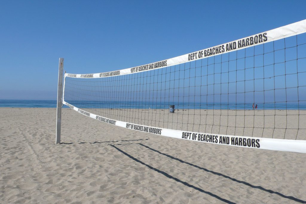 Volleyball Net PHOTO
