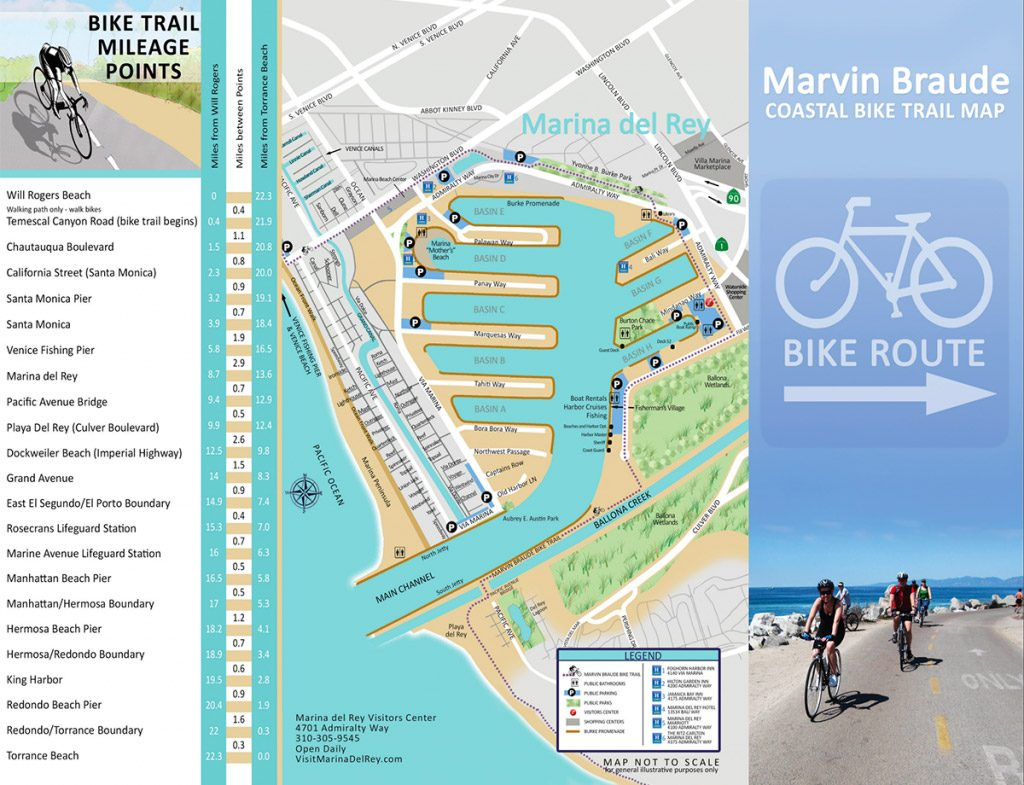 marvin_braude_coastal_bike_trail_map