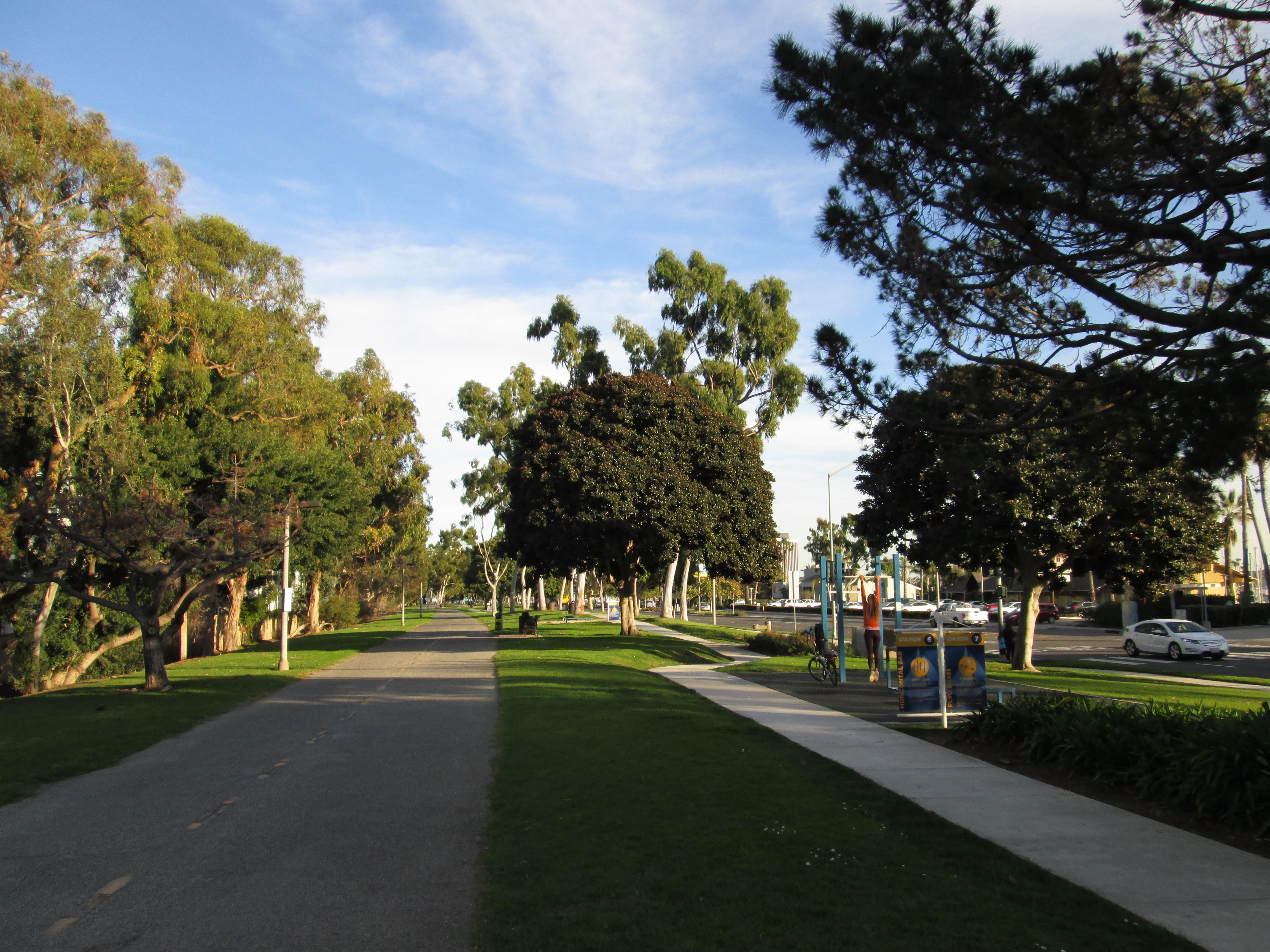 Yvonne B. Burke Park