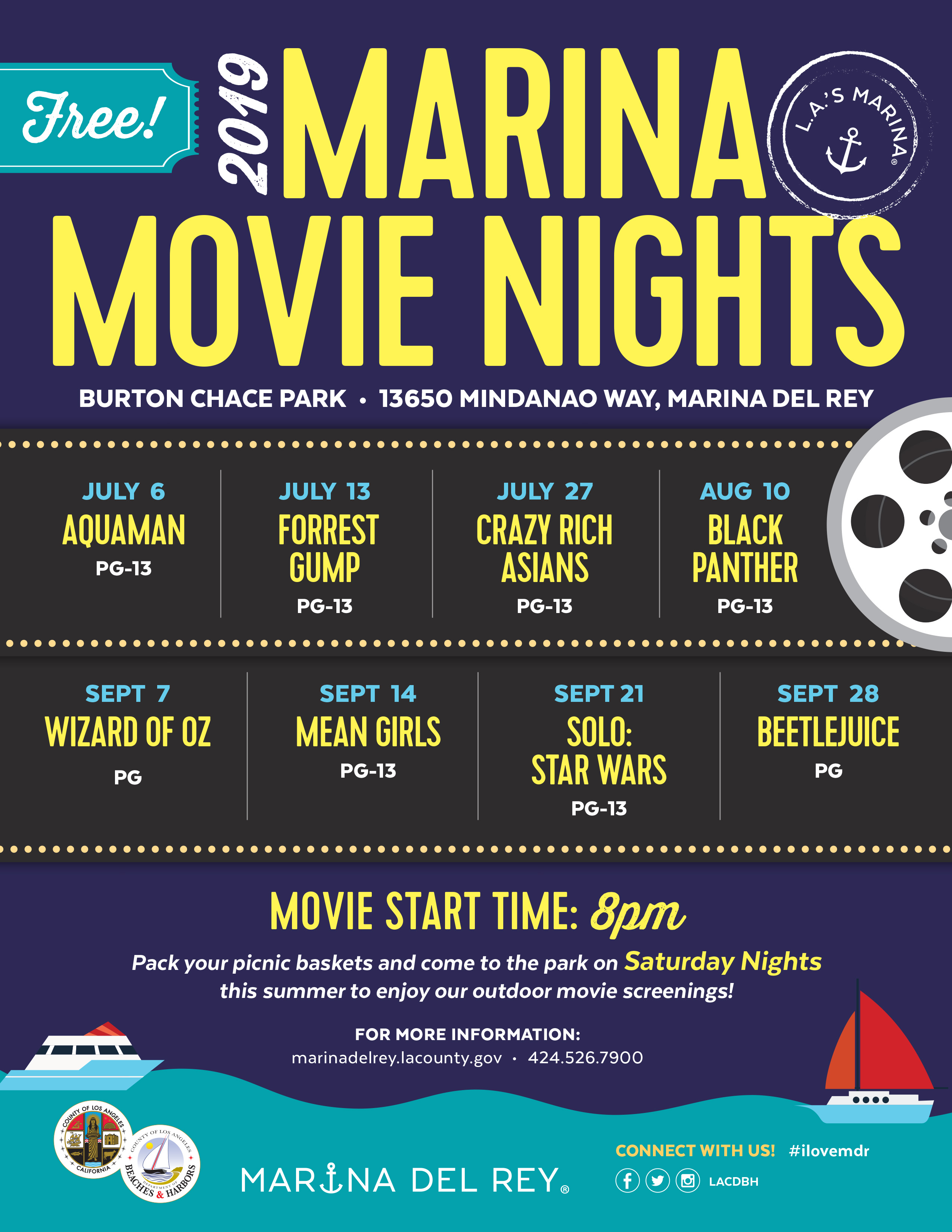 Marina Movie Nights