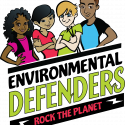 Environmental Defenders Character graphic