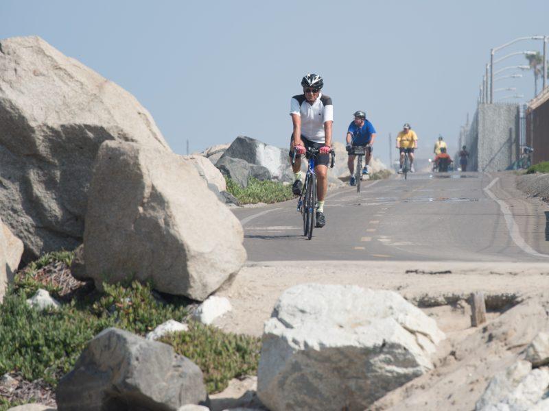 Marvin Braude Bike Trail at El Porto